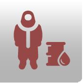 Indumenti di protezione chimica