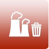 élimination de déchets